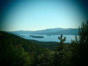 Buck Mt view