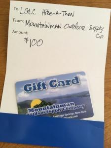 Mountainman Outdoor Supply GC